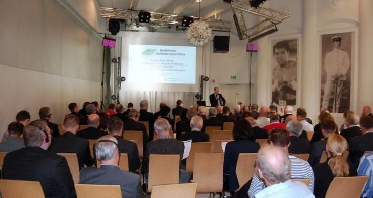 Energia z odpadów – konferencja w Ystad