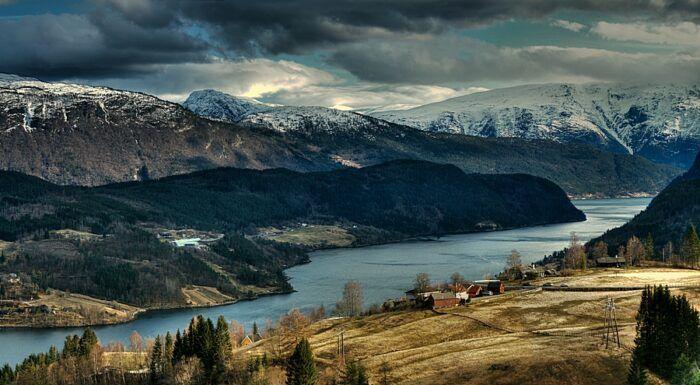 Szwecja: pożądany kierunek dla turystów