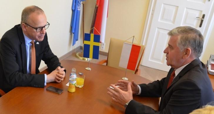 Ambasador Szwecji w Polsce