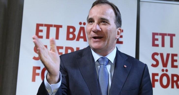 Premier Szwecji przedstawił nowy rząd