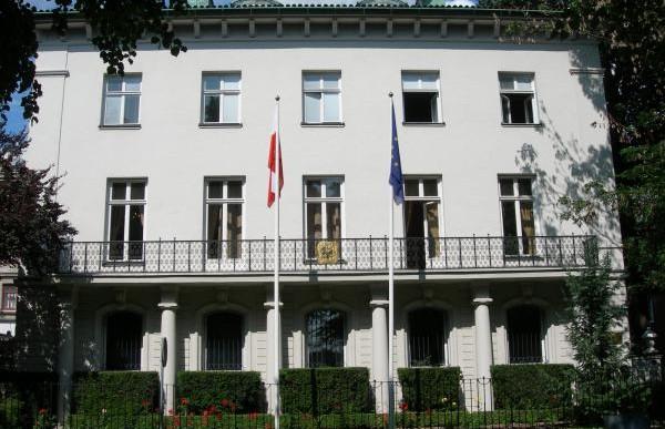 Polskie placówki dyplomatyczne w Szwecji