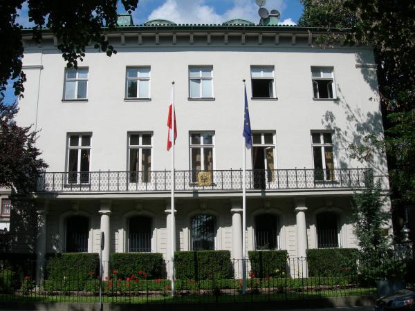 Nowy Konsulat Honorowy Szwecji