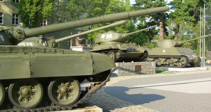 Szwecja na targach Balt-Military-Expo