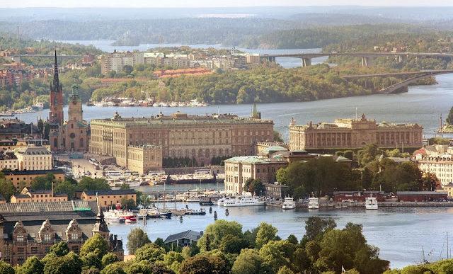 Dwór Królewski w Szwecji