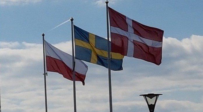 Współpraca portu Ystad i polskich portów