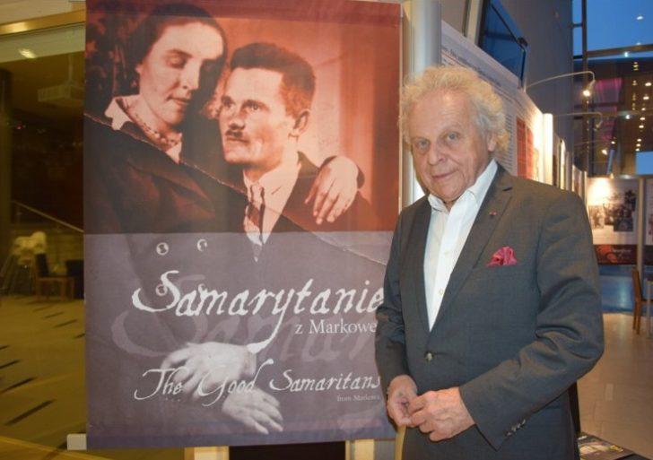 Pan Herman Lindqvist z wizytą w Visby